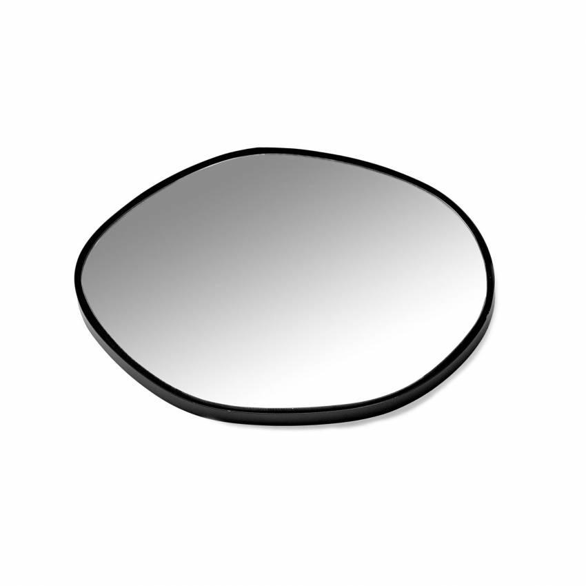 Miroir MIRROR C chez Serax / Cadre Noir / 30x23
