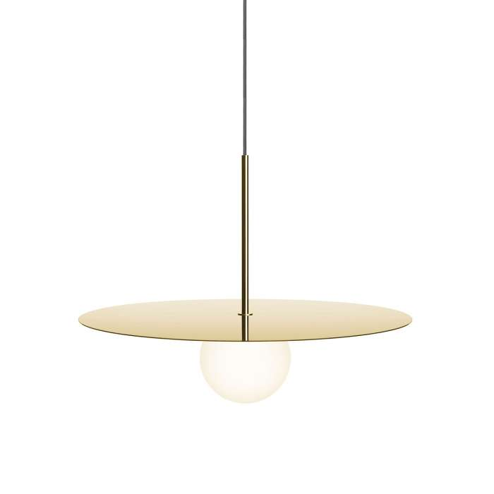 Suspension BOLA DISC brass/cuivre / Pablo Design