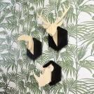 Trophée mural SYLVESTRE - Reine Mère