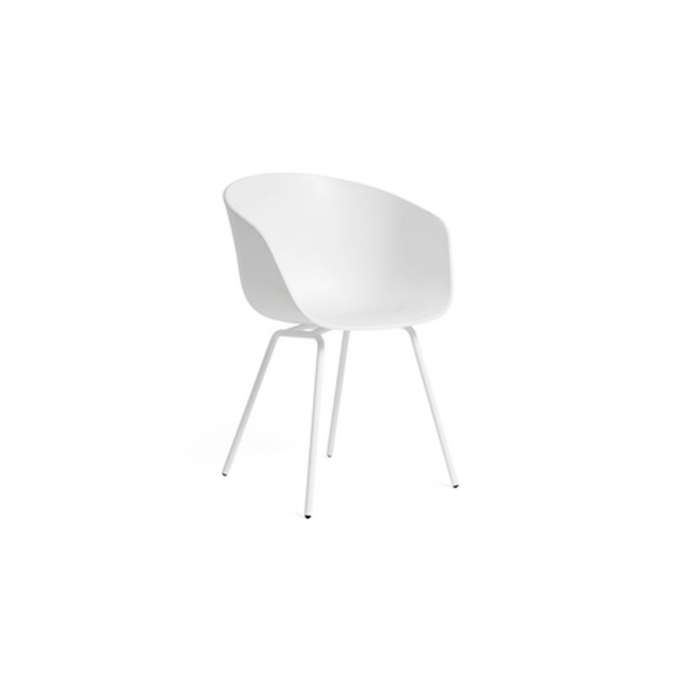 HAY - Fauteuil ABOUT A CHAIR AAC26 / BLANC