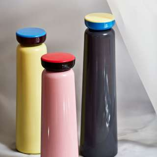 Bouteille thermos SOWDEN / 0,5 L / Gris - HAY