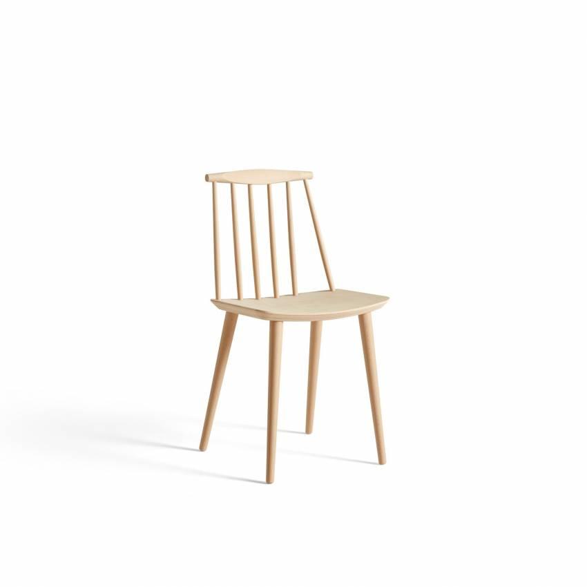 HAY / Chaise J77 / Hêtre