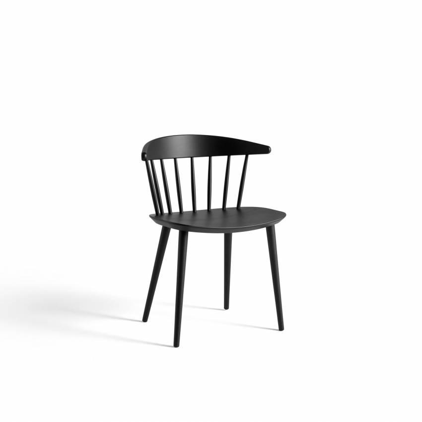 HAY / Chaise J104 / Hêtre noir
