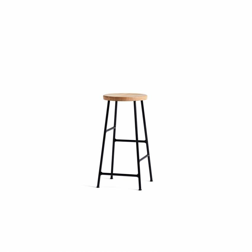 Tabouret de bar Cornet Bar Stool / Chêne huilé / H 65 ou 75 cm - Hay