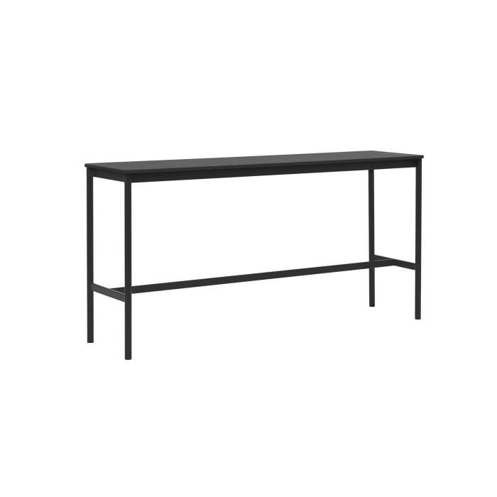 Table BASE HIGH TABLE / Noir