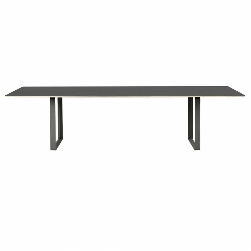 Table 70/70 / Noir