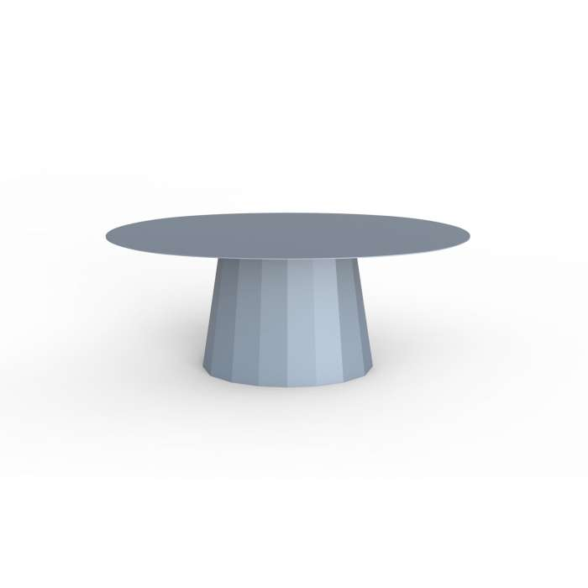 Matière Grise / Table basse Ankara / Bleu gris