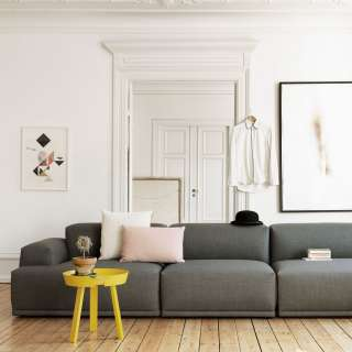 Table basse AROUND / Small / Jaune + 9 couleurs