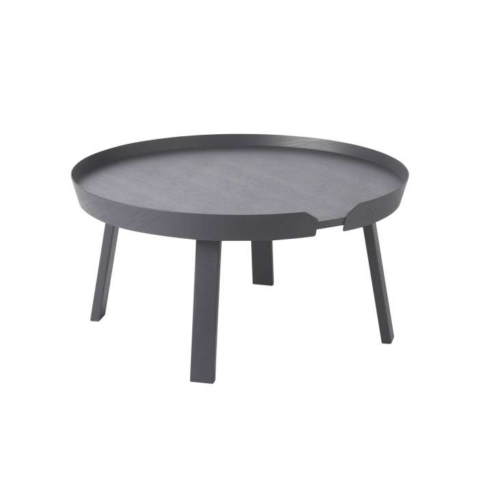Table basse AROUND / Large / Anthracite + 8 couleurs