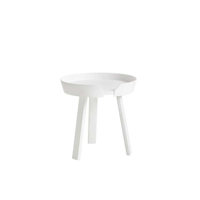 Table basse AROUND / Small / Blanc + 9 couleurs