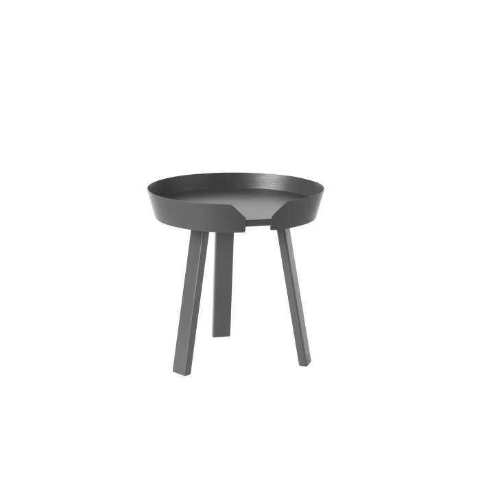 Table basse AROUND / Small / Anthracite + 9 couleurs