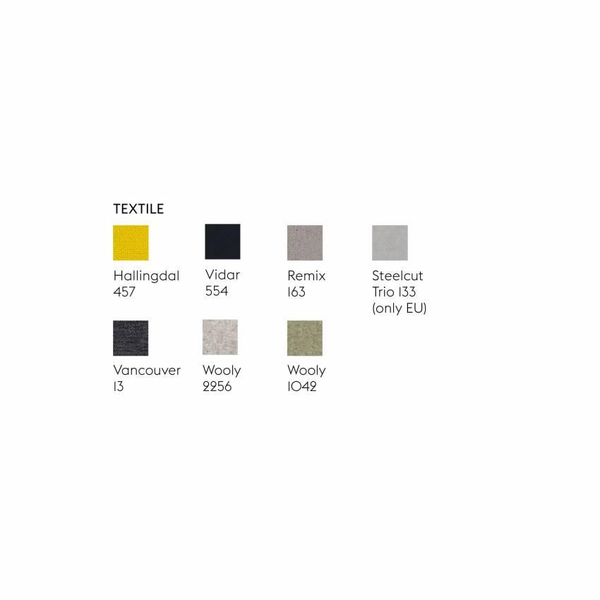 Pouf REST / Anthracite + 3 coloris