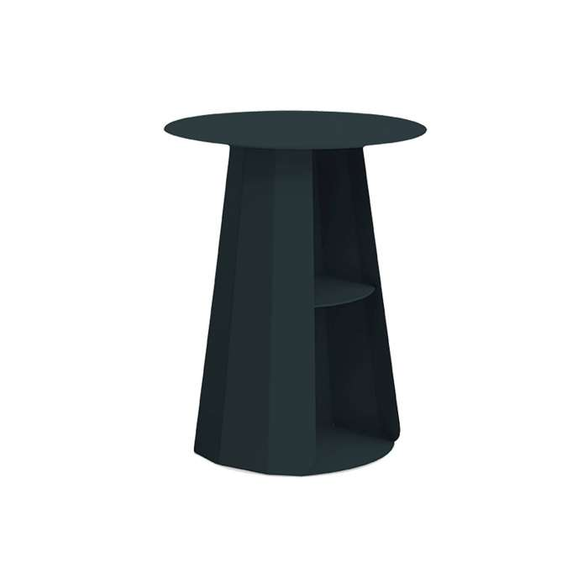 Matière Grise / Table de chevet Ankara / Bleu denim