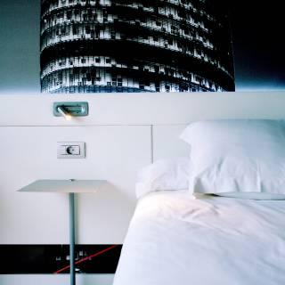 Lampe tête de lit LEDTUBE USB / Aluminium