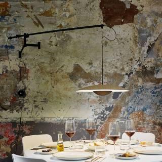 Applique murale pivotante / Led GINGER / Chêne
