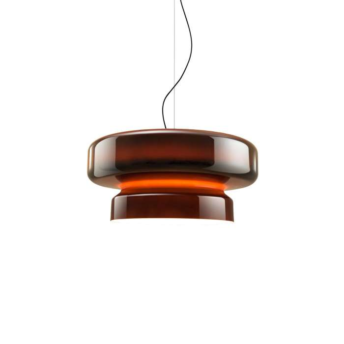 Suspension BOHEMIA LED / Rouge / Marset