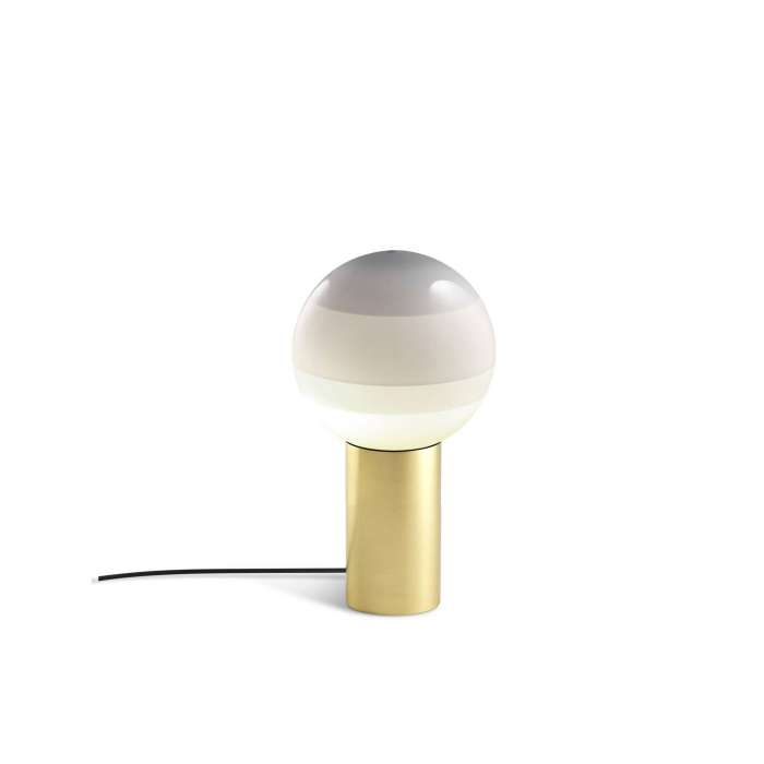 Lampe de table / Dipping Light / Blanc / 3 dimensions