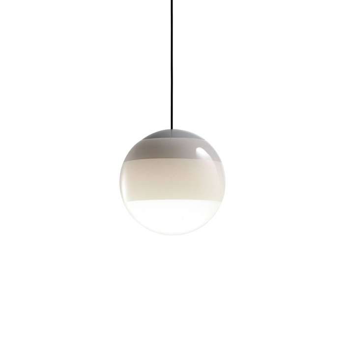 Suspension Dipping Light / Blanc / 3 dimensions