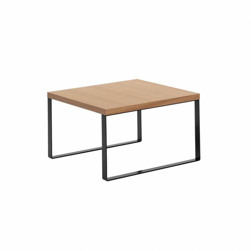 Table d'appoint AVALON / 60 x 60 cm / Chêne