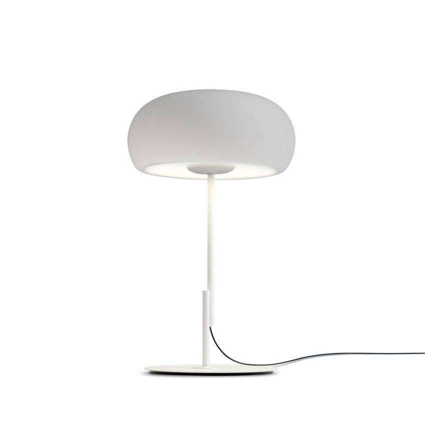 Lampe de table VETRA / Blanc