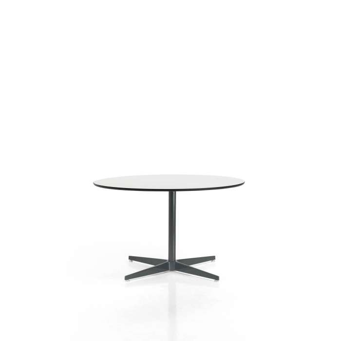 Table basse MALIBU / H 38 cm / Blanc
