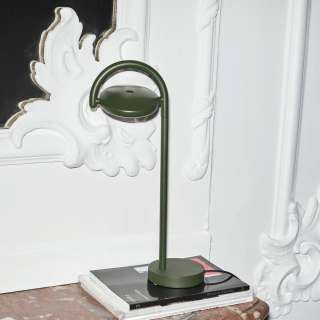 Lampe de table MARSELIS / H. 38 cm / Kaki