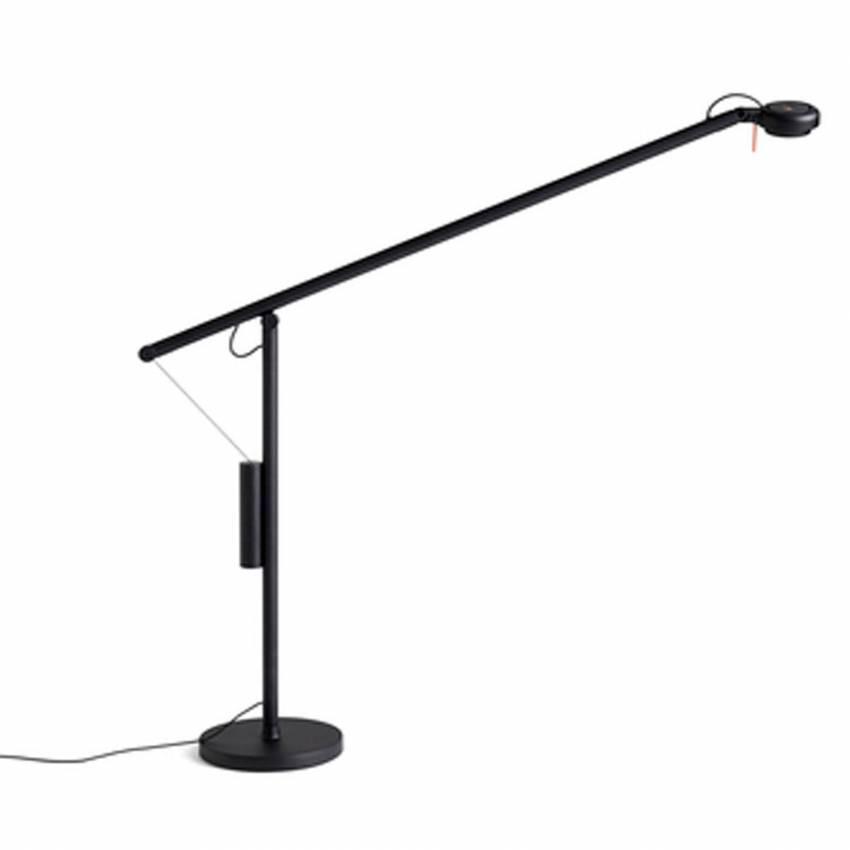 Lampe de table FIFTY-FIFTY / H. 60 CM / Noir