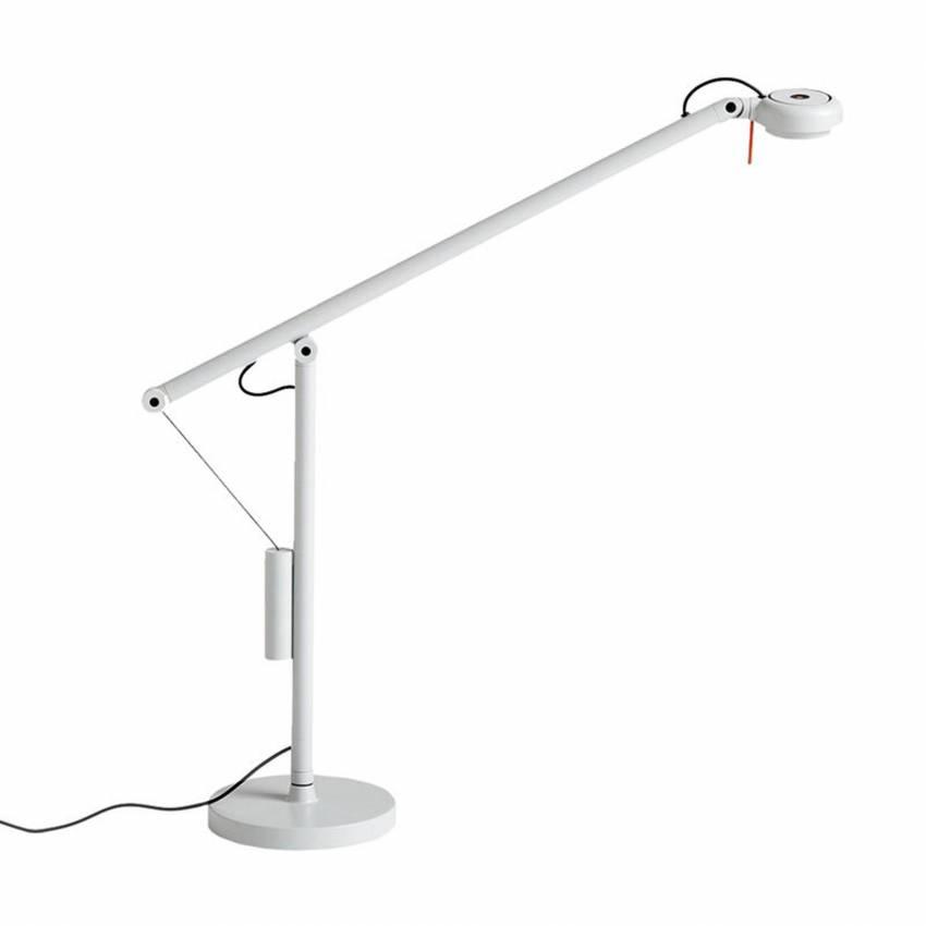Lampe de table FIFTY-FIFTY / H. 60 CM / Gris