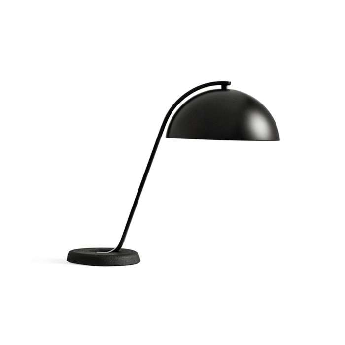 Lampe de table CLOCHE / H. 43 cm / Noir