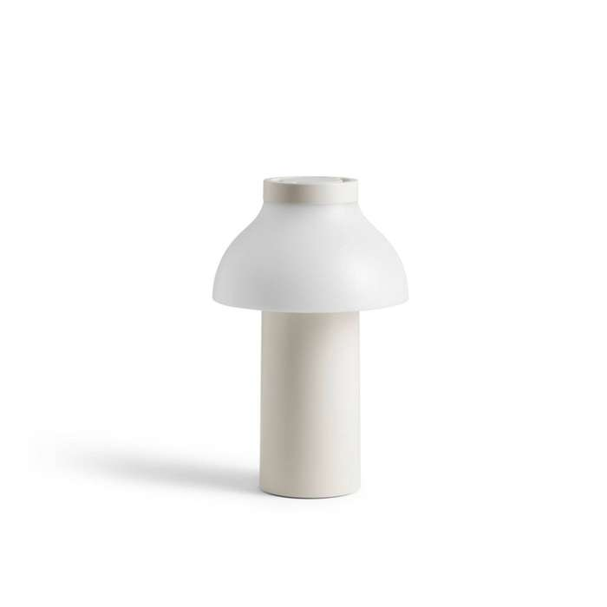 Baladeuse PC / H. 22 cm / Blanc