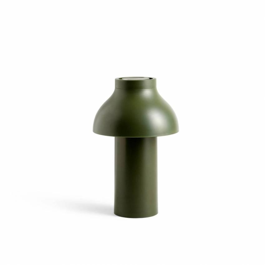 Baladeuse PC / H. 22 cm / Vert Olive