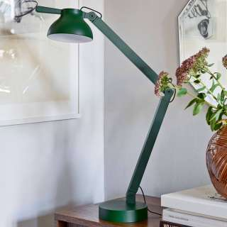Lampe de bureau PC / H. 42 cm / Vert Olive