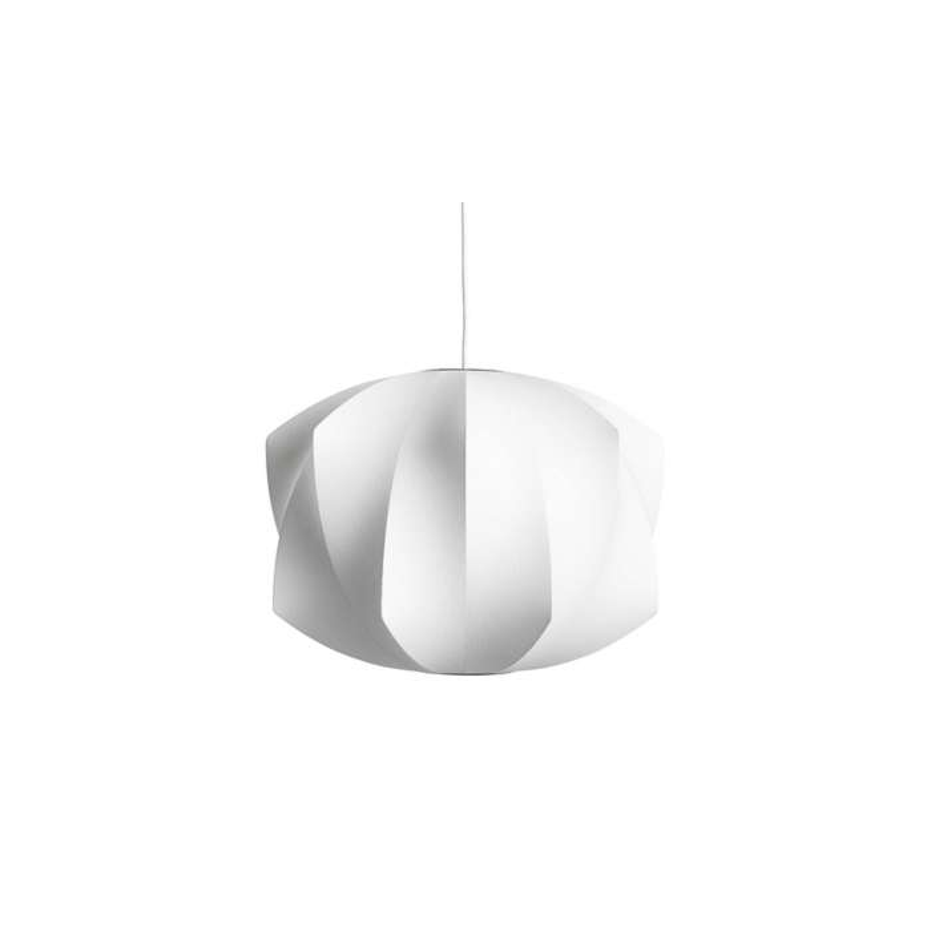 Suspension PROPELLER BUBBLE Ø 52 cm / Blanc / Hay