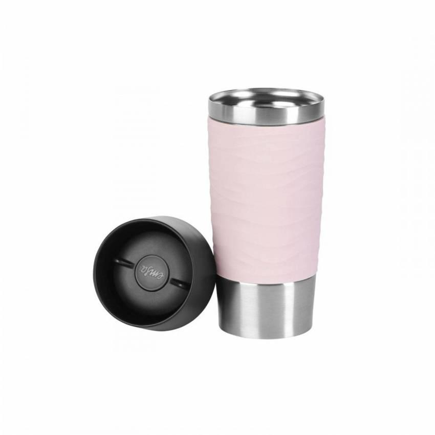 Mug isotherme TRAVEL MUG WAVES / Rose