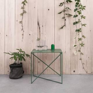 Table d'appoint DOT / L. 40 ou 70 cm / Vert