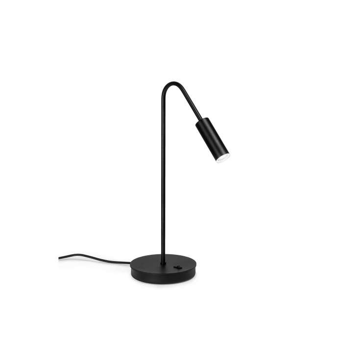 Lampe de table VOLTA / H. 47,9 cm / Noir