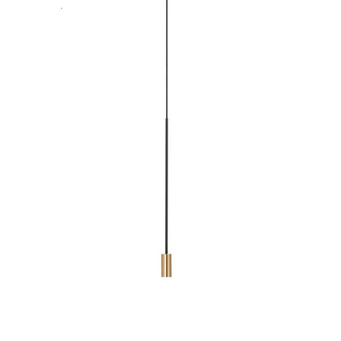 Suspension VOLTA / H. 350 cm / Gold