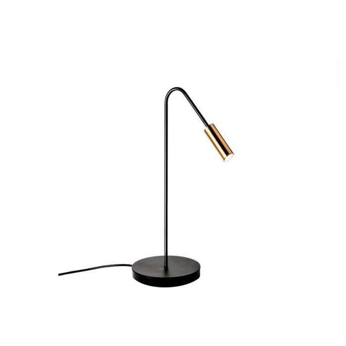 Lampe de table VOLTA / H. 47,9 cm / Gold