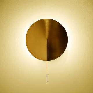 Applique murale OBS / Ø 20 cm / Gold