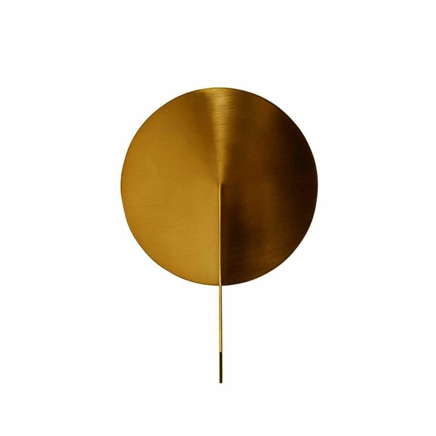 Plafonnier OBS / Ø 35 cm / Gold