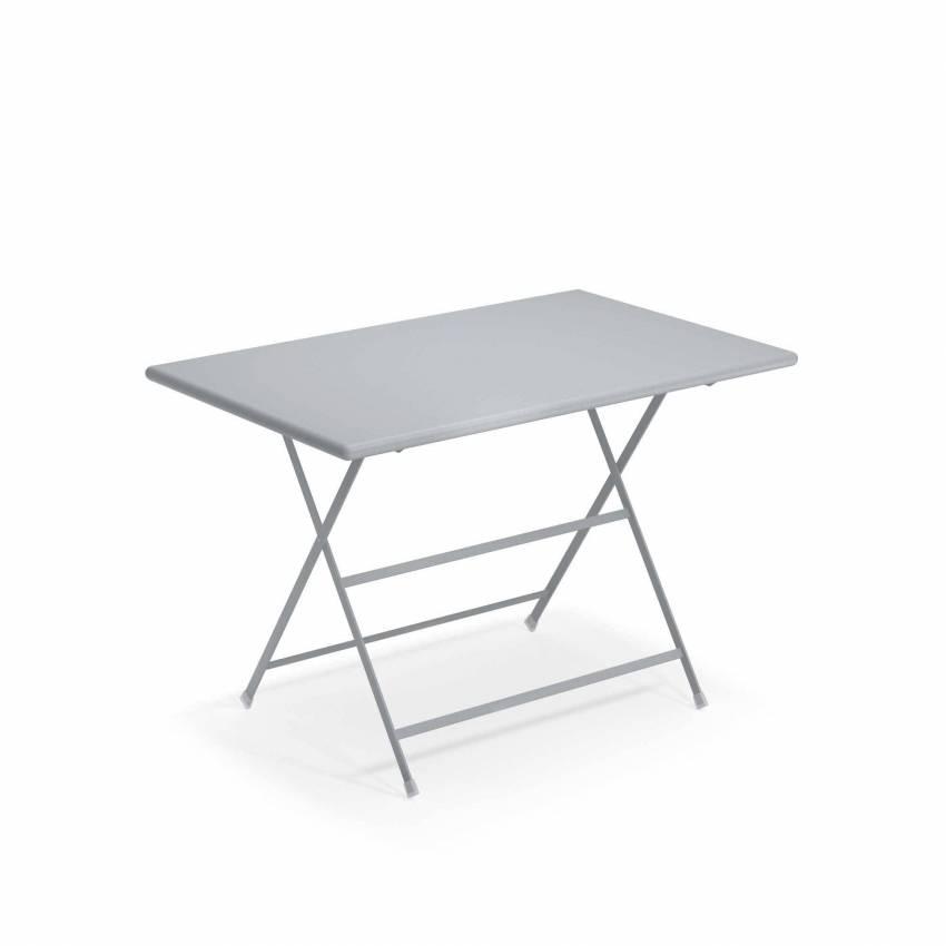 Table de jardin ARC EN CIEL / Gris Nuage