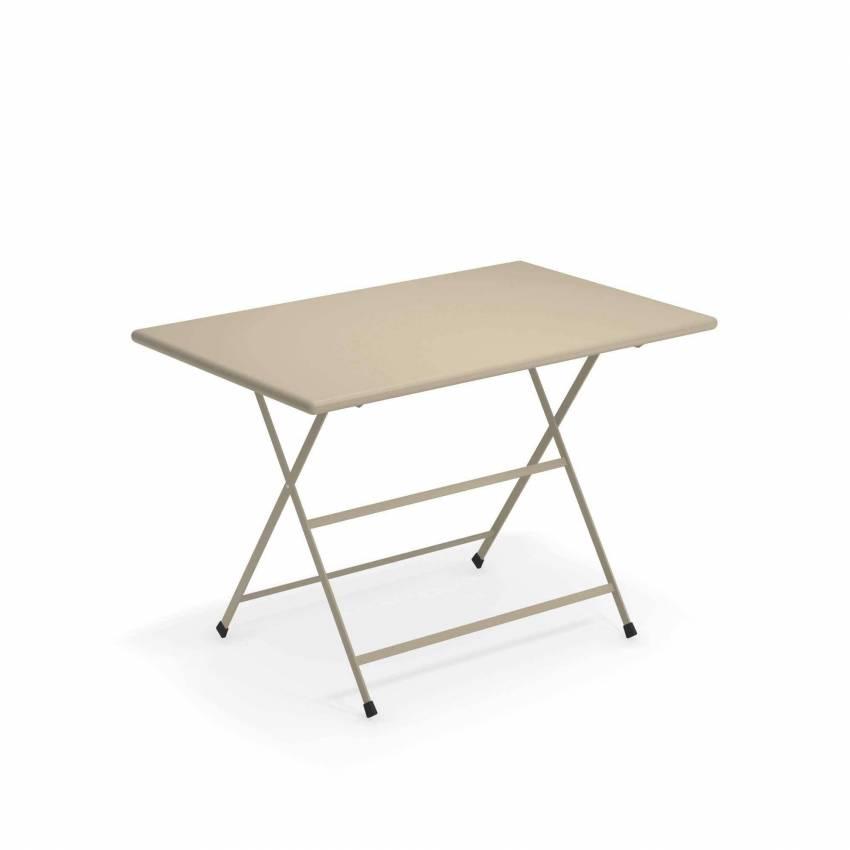 Table de jardin ARC EN CIEL / Tourterelle
