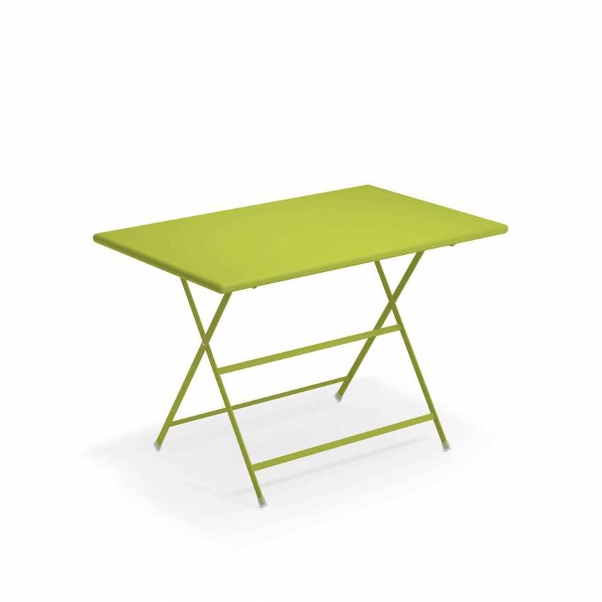 Table de jardin ARC EN CIEL / Vert