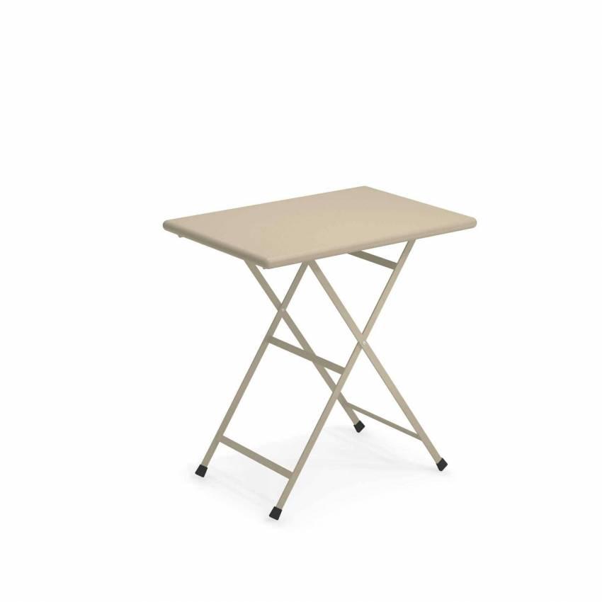 Table outdoor ARC EN CIEL / Tourterelle