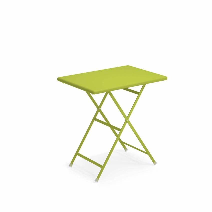 Table outdoor ARC EN CIEL / Vert