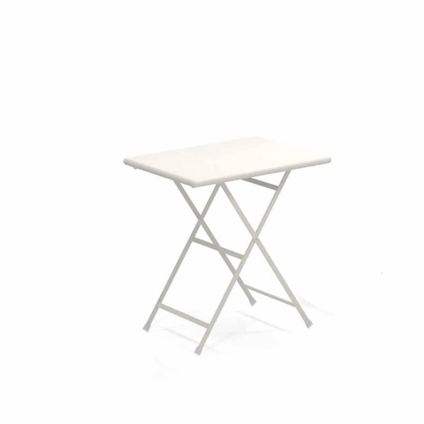 Table outdoor ARC EN CIEL / Blanc