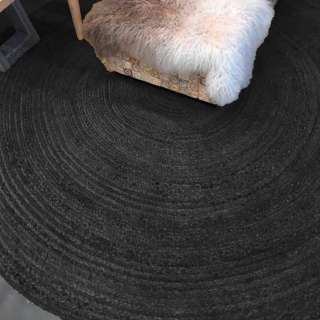 Idaho / Tapis JUTE CIRCLE