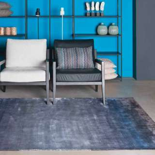 Idaho / Tapis STANFORD 100% tencel / 4 coloris / 3 dimensions