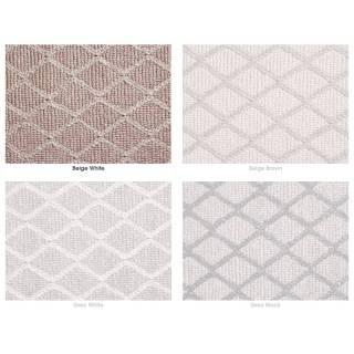 Idaho / Tapis WINDSOR laine et viscose / 4 coloris / 3 dimensions