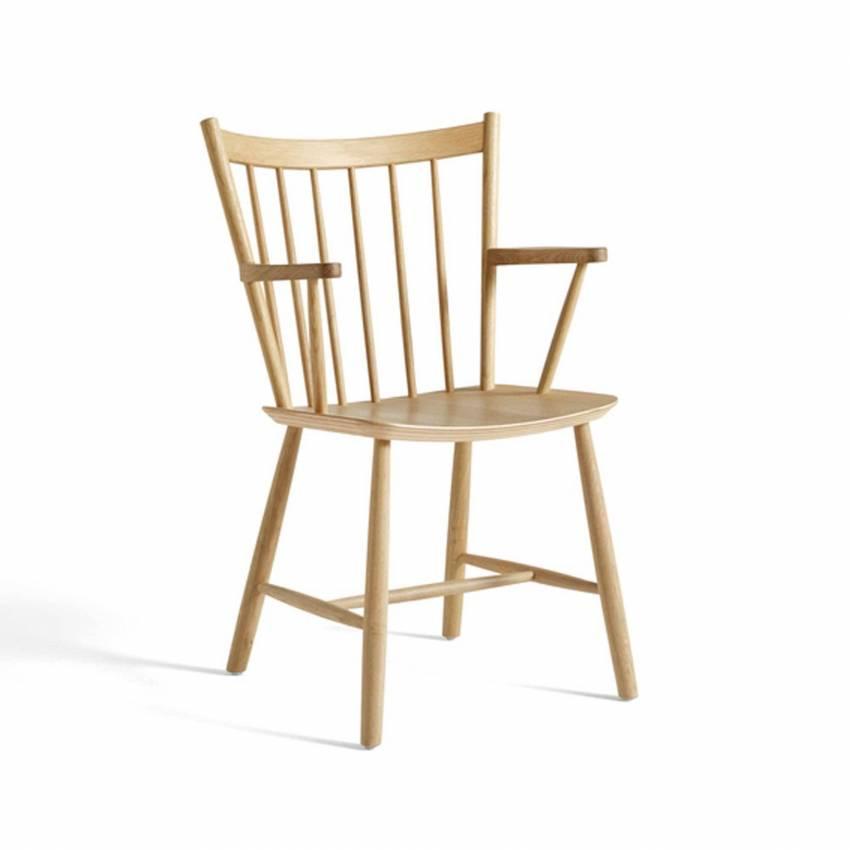 Chaise J42 / H. 87 cm / Chêne Mat